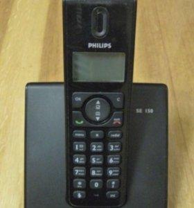 """Радиотелефон """" philips """" SE-150"""
