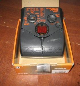 Процессор муз эффектов для басс гитары Zoom 506