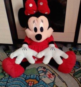 Мягкая игрушка микимаус