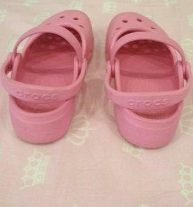 Crocs кроксы для девочки c12