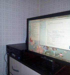 Персональный компьютер в сборе