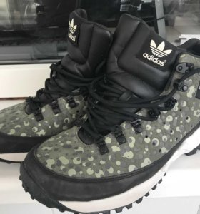 Adidas Camp Hiking Hunt Camouflage Shoes Torsion T