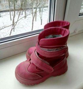Зимние сапоги Toto