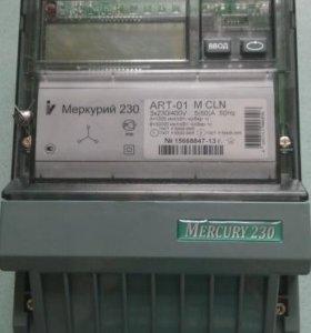 Счетчик электрический Меркурий 230ART-01 (M) CLN 5