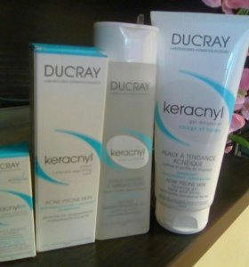 Набор Keracnyl марки Ducray для лица
