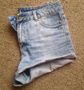 Женские летние шорты с завышенной талией