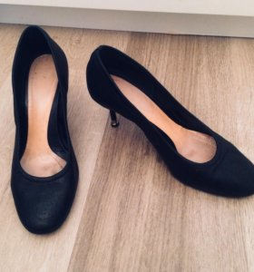 Туфли baldinini натур.кожа 39р.