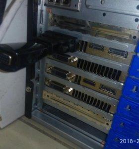 Видеокарта Inno 3D GeForce 1070th 8gb