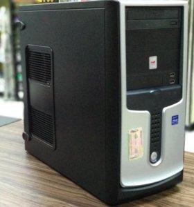 Компьютер на Core 2 Duo с WinXP