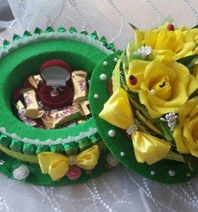 Торт искусственный