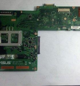 Материнская плата Asus X401A (рабочая)+Процессор