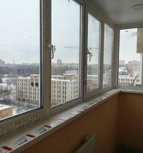 Уборка офисов,квартир,домов.Мытье окон.