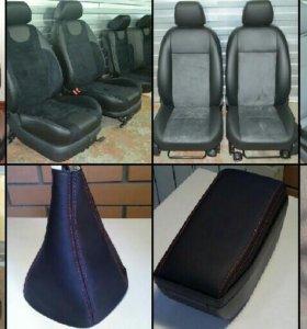 Ремонт и перетяжка автомобильных сидений