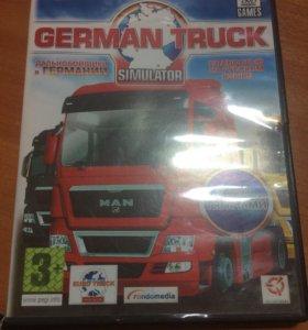 GERMAN TRUCK- SIMULATOR