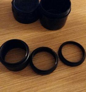 Кольца для фотоаппарата зенит