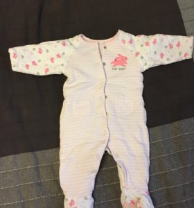 Утеплённый комбинезон Mothercare 6-9 месяцев