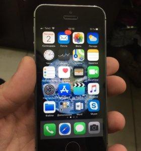 iPhone 5s 32gb в идеале