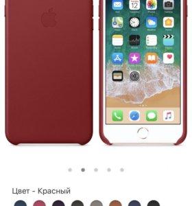 Оригинальный чехол на iPhone 7/8 plus