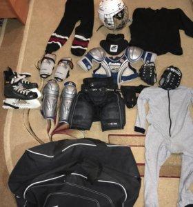 Хоккейная форма 6-8 лет