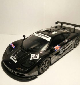 McLaren F1 GTR 1/18 UT-models