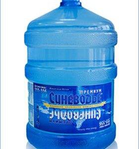 """Артезианская питьевая вода """"Синеводье Премиум"""" 19л"""
