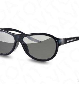 3D очки для телевизоров LG (модель AG-F310)