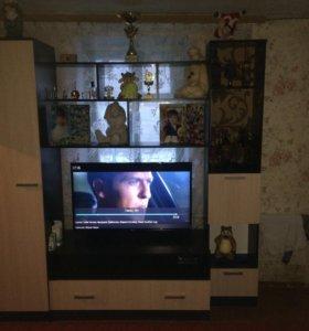 Стенка(шкаф под телевизор)