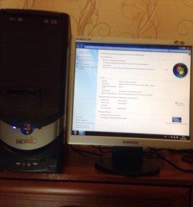 Компьютер Irbis полный комплект