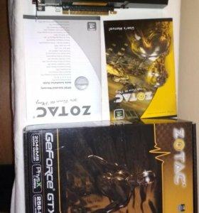 Zotac gtx560 Ti 2GB под ремонт или на зп