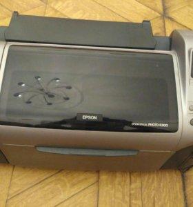 Принтер /фотопринтер EPSON PHOTO R300