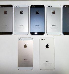 Корпуса для iPhone 5S/5C/5