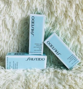 Shiseido Green tea пилинг 60 мл.