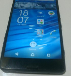 Sony Z 3 compact