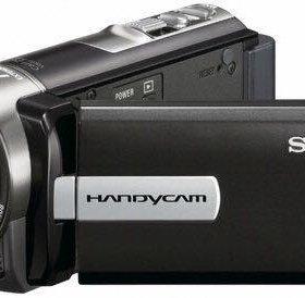 Цифровая видеокамера sony DCR-SX45E Black