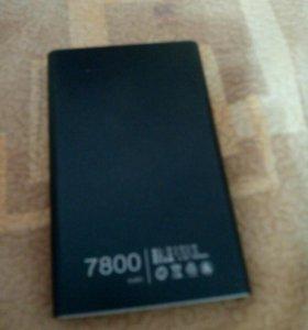 Внешний аккумулятор 7800
