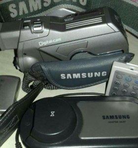 Видеокамера S/\MSUNG