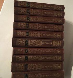 Лев Толстой 10 томов Собрание сочинений
