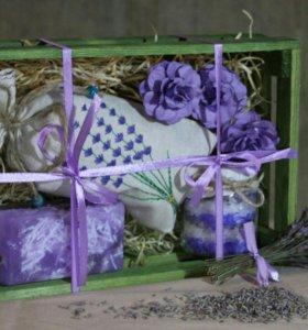 Эко подарок с лавандой