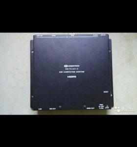 Crestron dm-tx-201-c передатчик сигнала