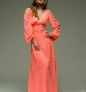 платье новое вечернее торг