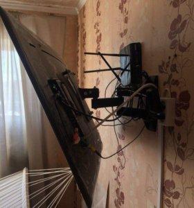 "40"" (102 см) LED-телевизор Samsung UE40K5500 сереб"