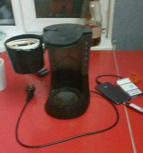 Продам кофеварку без чайника