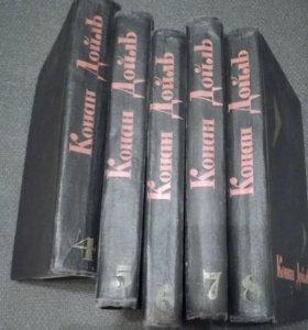 Книги.Конан Дойль (4-8 томы)