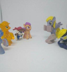 My little pony Mlp fim Пони мини фигурки