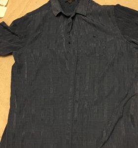 Рубашка мужская новая 56-58 размер George