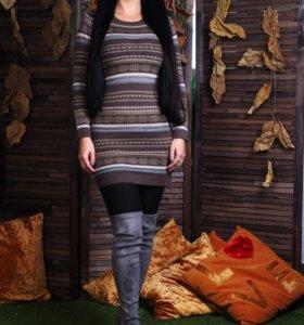 Платье Westland шерсть