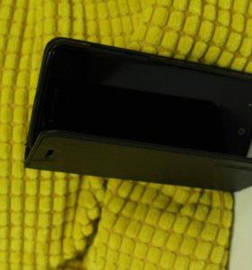 Телефон ZTE A610C+чехол