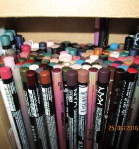 Профессиональные косметические карандаши