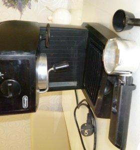 Кофеварка рожковая