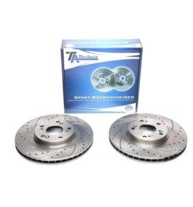 Тормозные диски Ta-Technix